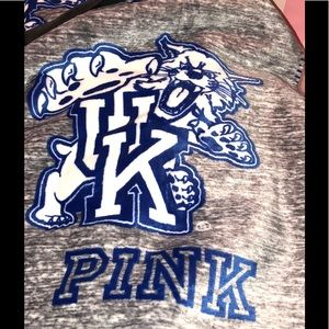 Victoria Secret PINK Kentucky Wildcats Blanket